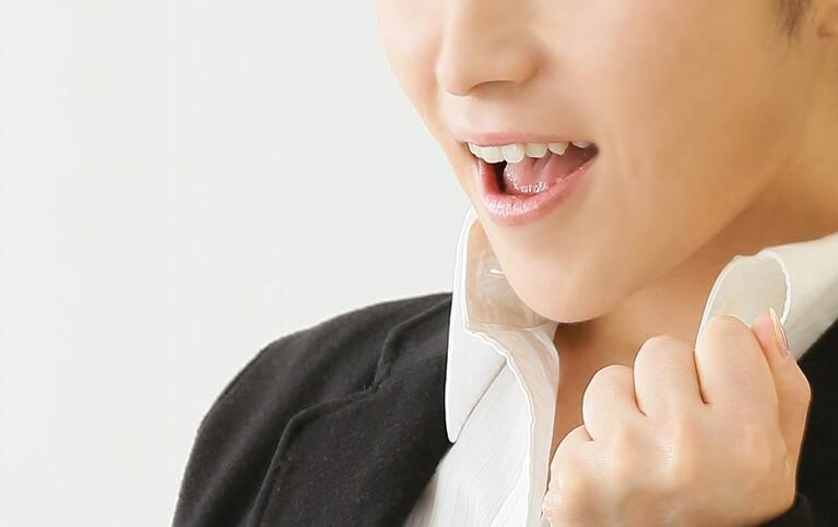 顎関節症などの緩和